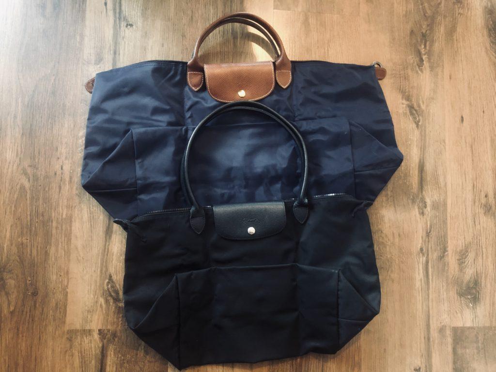 CAのバッグ